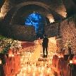 石の教会 内村鑑三記念堂:【軽井沢】模擬挙式&フレンチコース試食!ウエディングフェア