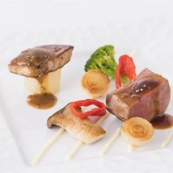 ホテルニューオータニ幕張:【Net限定!】フォアグラ&スイーツ試食付!美味しさ実感フェア