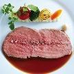 ホテルニューオータニ大阪:【週末限定】ローストビーフディナー×チャペル見学ナイトフェア