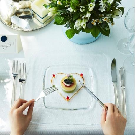 ホテルニューオータニ大阪:料理重視のお2人やパパママ婚大歓迎!少人数W限定相談会♪