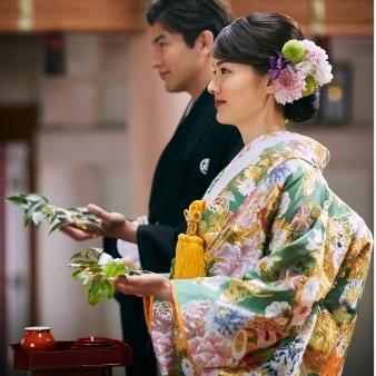 ホテルニューオータニ大阪:【1日1組限定】本格神殿「豊國神社」見学&伝統料理の無料試食