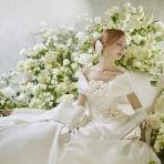 ウエディングドレス:フェリーチェマツエダ・ハービスブティック