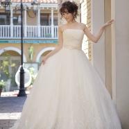 ドレス:丸栄貸衣裳 自由が丘本店
