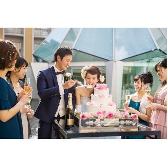 新・都ホテル:12/24限定☆模擬挙式×ドレス試着×婚礼料理試食会フェア
