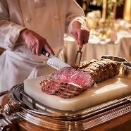 シェラトン都ホテル大阪:【人気No1】国産牛7品フルコース美食会《9大特典/ランチ券》
