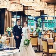 シェラトン都ホテル東京:【本番直前フェア】先輩結婚式をリアル体験◆ホテル食事券付き
