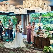 シェラトン都ホテル東京:《少人数婚の方》広々空間でゆったり叶うラグジュアリーWedding
