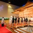 オークスカナルパークホテル富山:【ホテルフロア貸切】好アクセス×室内本格神殿で厳かな挙式を