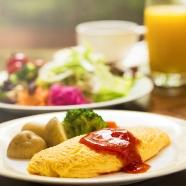 ホテルメトロポリタン:\熱々ふわとろオムレツ/ ◆ホテル朝食付フェア【無料】