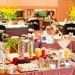 Japanese Resort Wedding SENKEI&KAHOU(ホテル泉慶・華鳳):【旬の食材満載の朝食バイキング付】サンデーモーニング相談会