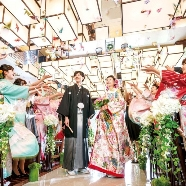 Japanese Resort Wedding SENKEI&KAHOU(ホテル泉慶・華鳳):【和装衣裳試着&無料試食付】憧れの花嫁フェア in華鳳