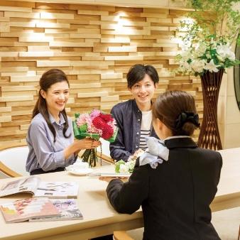 Japanese Resort Wedding SENKEI&KAHOU(ホテル泉慶・華鳳):【5組限定】デートついでに気軽に相談!温泉付き相談会