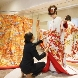 Japanese Resort Wedding SENKEI&KAHOU(ホテル泉慶・華鳳):【新バンケット会場お披露目】試食&衣裳試着付き贅沢体験フェア