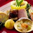 料亭 よし川:【個室で味わう華やかな特別懐石☆】料亭の無料試食フェア