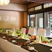 料亭 よし川:本物感漂う日本家屋での結婚式!料亭の家族婚フェア