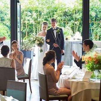 セントジェームスクラブ迎賓館仙台:【親御様と一緒に♪】大好評!しっかり相談&婚礼メニュー試食会