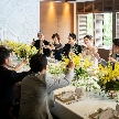 THE SUITE CLASSICA SENDAI(ザ スイート クラシカ仙台):【少人数に◎20名53万円】緑溢れるNEWチャペル×家族婚♪試食