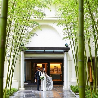 横浜迎賓館:【初見学におすすめ】10大特典×チャペル&会場見学×婚礼試食
