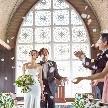 横浜迎賓館:【チャペル重視の方へ】自然光溢れるチャペル体験×豪華試食付