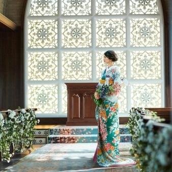 横浜迎賓館:【和モダンフェア】挙式料、和装代など豪華特典*和婚体験は必見