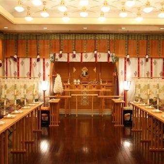 ウエストシティホール&ウエディングアイ:【和婚×神前式希望の方へ】神殿&会場見学、和の相談会
