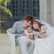 ベルヴィ コラボ:【 しっかりサポート!】 マタニティ&パパママ婚 プラン♪