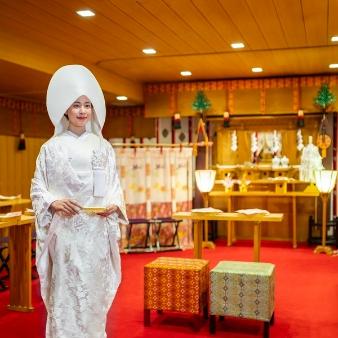 ホテル東日本盛岡:【神社婚のイロハが分かる!】盛岡八幡宮・桜山神社見学ツアー