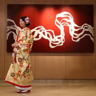 ヒルトン大阪:【神殿見学×和装試着付き】和婚相談フェア♪