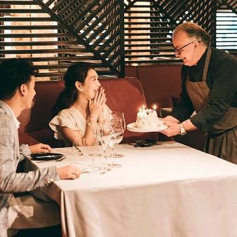 ヒルトン大阪:【平日の月~金限定!】レストランの贅沢ランチ付き☆平日相談会
