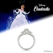 K.UNO BRIDAL(ケイウノ ブライダル)_[Disney] シンデレラ / エンゲージリング