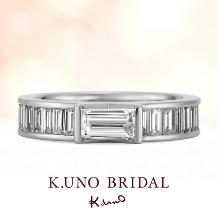 K.UNO BRIDAL(ケイウノ ブライダル):【ケイウノ】幸せな時が永遠に続きますように…と願いを込めて。