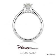 K.UNO BRIDAL(ケイウノ ブライダル):[Disney] ミッキーマウス ソリテールリング<11/10発売>
