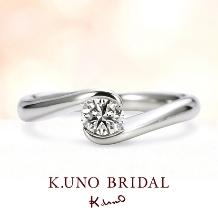 K.UNO BRIDAL(ケイウノ ブライダル):【ケイウノ】ずっと貴方を抱きしめていたい…