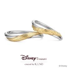 K.UNO BRIDAL(ケイウノ ブライダル):[Disney] ラプンツェル / マリッジリング<11/25発売>