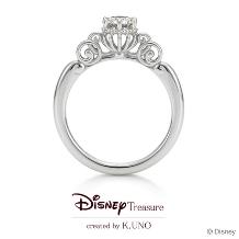 K.UNO BRIDAL(ケイウノ ブライダル):[Disney] シンデレラ / エンゲージリング