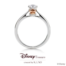 K.UNO BRIDAL(ケイウノ ブライダル)_[Disney] 美女と野獣 / エンゲージリング