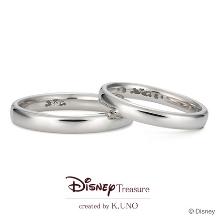 K.UNO BRIDAL(ケイウノ ブライダル):【ケイウノ】ふたりで手作りするディズニー結婚指輪