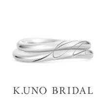 """K.UNO BRIDAL(ケイウノ ブライダル):[オーダーメイド] コンセプトは""""ふたりでひとつ"""""""