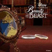 K.UNO BRIDAL(ケイウノ ブライダル)_【NEW】[Disney] Love Grows ~『美女と野獣』/結婚指輪~