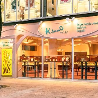 K.UNO BRIDAL(ケイウノ ブライダル):金沢店
