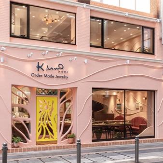 K.UNO BRIDAL(ケイウノ ブライダル):千葉店