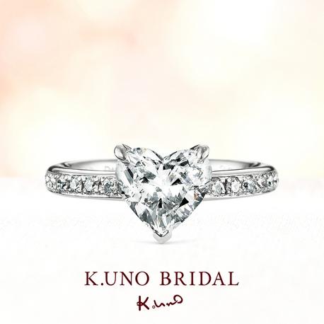 K.UNO BRIDAL(ケイウノ ブライダル):[オーダーメイド] ふたりの愛が永遠でありますように…