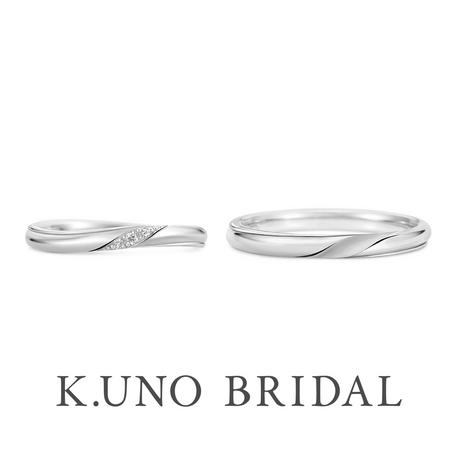 K.UNO BRIDAL(ケイウノ ブライダル):[オーダーメイド] 好みが違ってもお揃いに