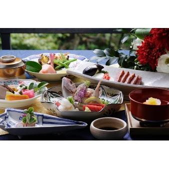 つきじ治作:挙式・披露宴検討の方限定【料亭】を味わう試食&和装試着フェア