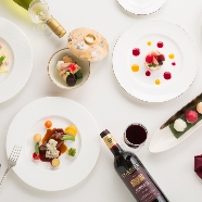 KKRホテル金沢:【料理重視注目☆】模擬体験♪挙式×婚礼料理フルコース試食会