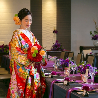 KKRホテル熊本:【帰省カップルにチャンス】地元婚!熊本でおもてなし結婚式