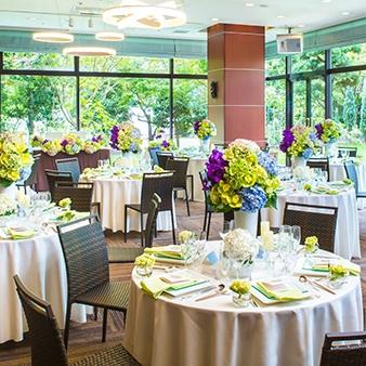 KKRホテル熊本:40名110万で叶う!【試食付】挙式+レストランパーティ相談会