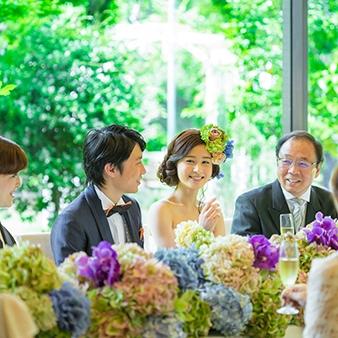 KKRホテル熊本:【ゲストも大満足♪】家族婚&少人数パーティ相談会〈試食付〉