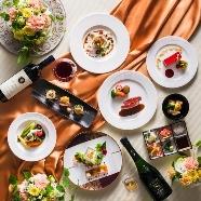 KKRホテル熊本:【クチコミ人気】牛フィレ贅沢4品コース&絶景ロケーション体験