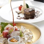KKRホテル東京:【月イチ】料理ランクUP・挙式スナップ等選べる特典&プチ試食
